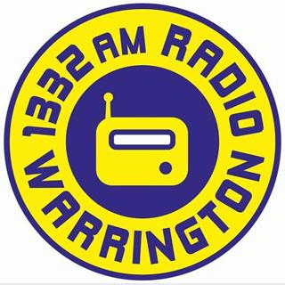 Radio Warrington Radio Logo