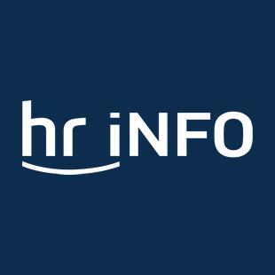 hr iNFO Radio Logo
