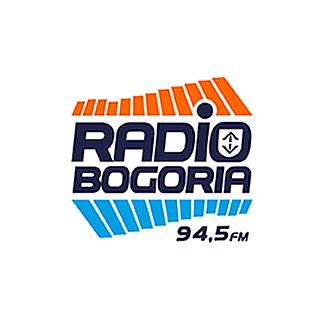 Radio Bogoria Logo