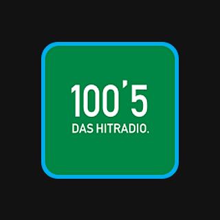100.5 DAS HITRADIO Logo