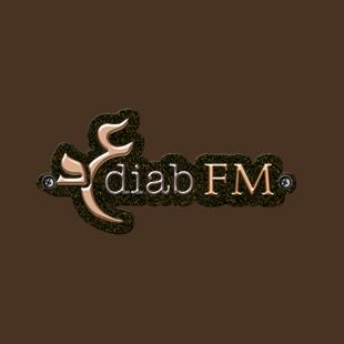 Diab FM Radio Logo