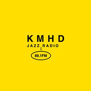 KMHD Jazz Radio 89.1 FM Radio Logo