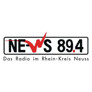 NE-WS 89.4 Logo