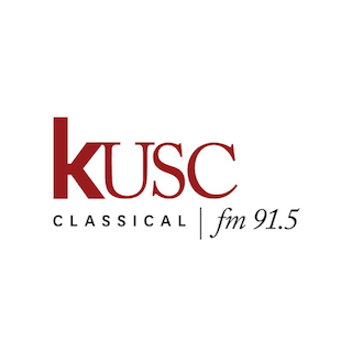 KUSC 91.5 FM Classical Logo