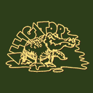 Alligator Records Radio Logo