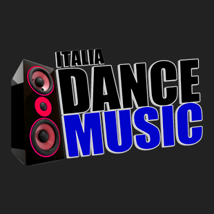Italia Dance Music Logo