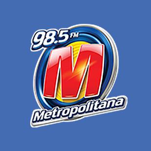 Rádio Metropolitana FM Logo