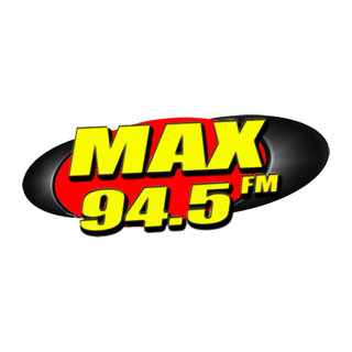 Max FM - 94.5 Grenoble Logo