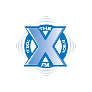 106.9 The X Logo