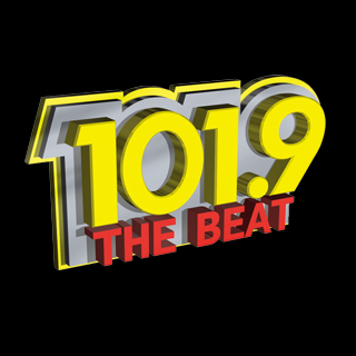 The Beat - 101.9 FM KBXT Logo