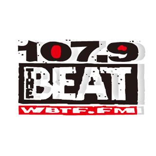 The Beat - 107.9 FM WBTF Logo