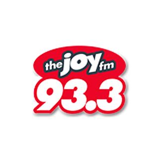 Joy FM - 93.3 Gregoria Logo