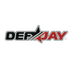 Defjay Radio - International Logo