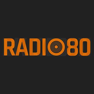 Radio 80 - Polska Logo