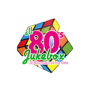 All 80s Jukebox Logo