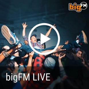 bigFM - Live Logo