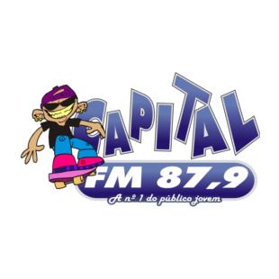 Rádio Capital FM - Brasil Logo