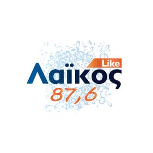 Laikos FM Logo