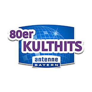 Antenne Bayern 80er Kulthits Logo