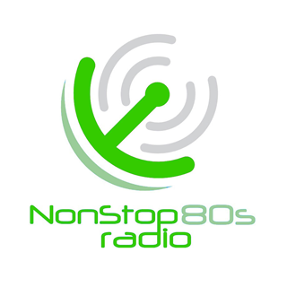 NonStop80s Radio Logo