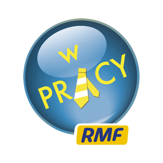 RMF - W Pracy Radio Logo