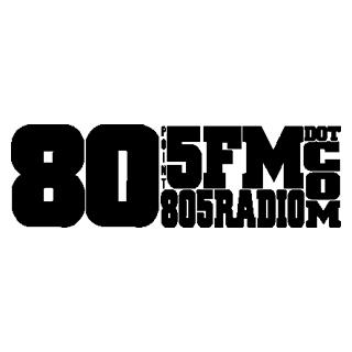 805RADIO Logo