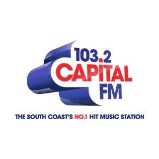 Capital FM - South Coast Radio Logo