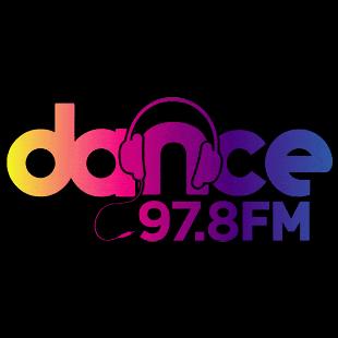 Dance 97.8 FM - UAE Logo