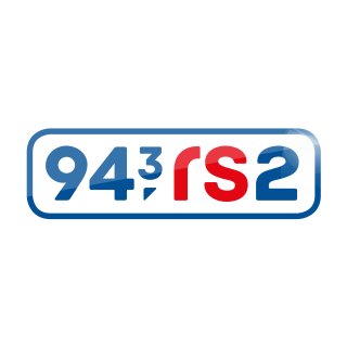 RS2 94.3 FM Logo