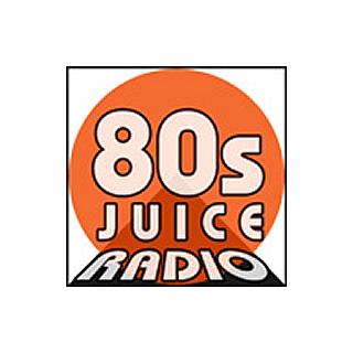 A .RADIO 80s JUICE Logo