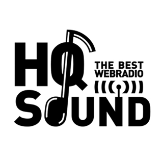 A back taste of HQ Sound Classic Logo