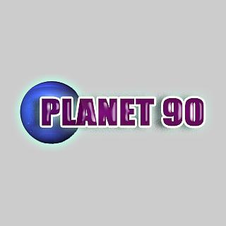 Planet 90 Logo