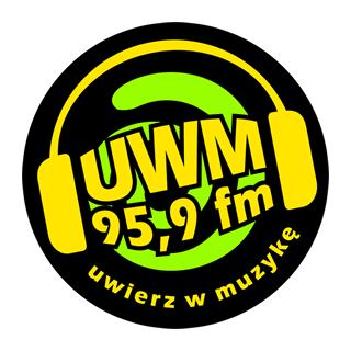 Radio UWM FM Radio Logo