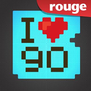 Rouge - 90's Logo