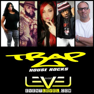 Trap House Rocks Radio Logo