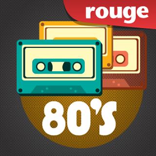 Rouge - 80's Logo