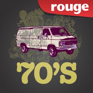 Rouge - 70's Logo
