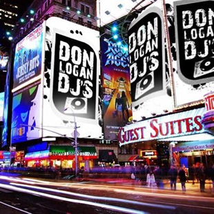 Don Logan DJs Radio Logo