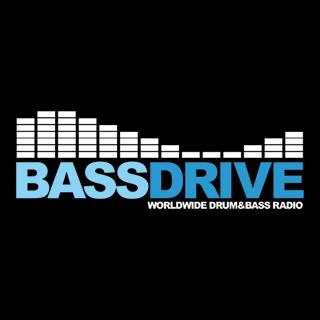 Bassdrive - Worldwide Drum and Bass Radio Radio Logo