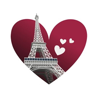 Romantic Radio Paris Logo