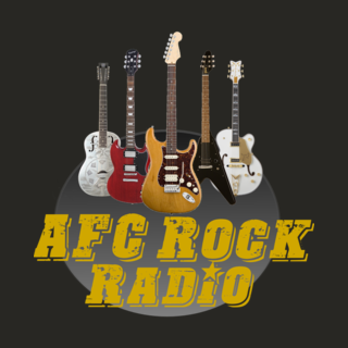 AFC Rock Radio Logo