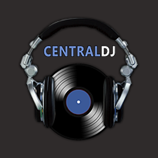 Central DJ Logo