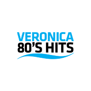 Radio Veronica - 80's Hits Logo