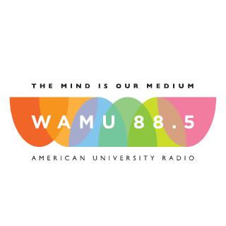 WAMU 88.5 FM Radio Logo