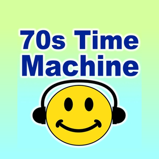70s Time Machine Logo