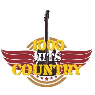 1000 HITS Country Logo