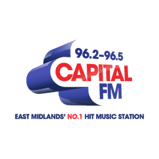 Capital FM - Nottinghamshire Logo