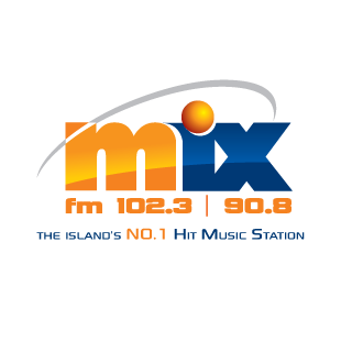 Mix FM - Cyprus Logo