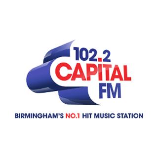 Capital FM - Birmingham Logo