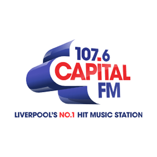 Capital FM - Liverpool Logo